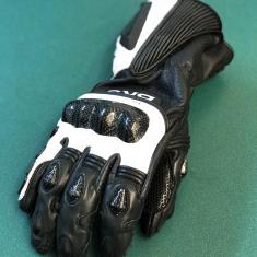 Black White Race Glove (£160.00)